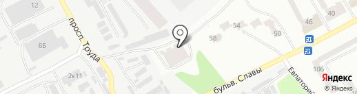СВК, ЧП на карте Днепропетровска
