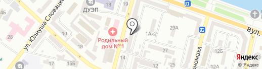 МАМИН СВІТ на карте Днепропетровска