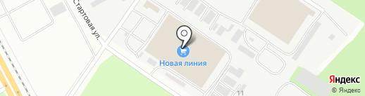 Minterio на карте Днепропетровска
