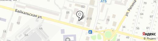 Фото на документы на карте Днепропетровска