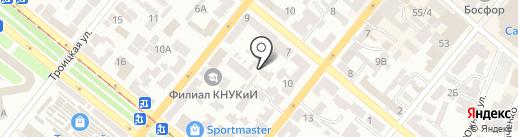 Проммашсервис на карте Днепропетровска