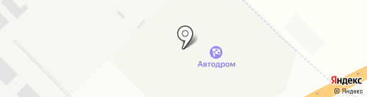 Зеленый мир на карте Днепропетровска