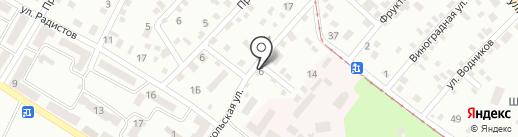 Ferrari на карте Днепропетровска
