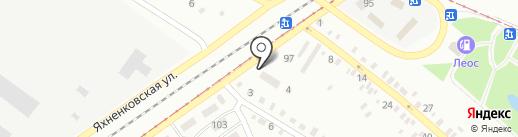Склад-магазин на карте Днепропетровска