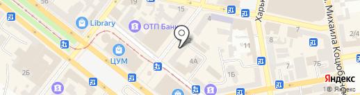 DONER KING на карте Днепропетровска