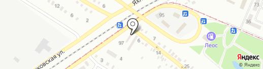 Амур-Авто на карте Днепропетровска
