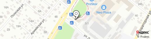 Daily Medical на карте Днепропетровска
