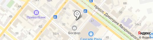 P.S.Kids на карте Днепропетровска