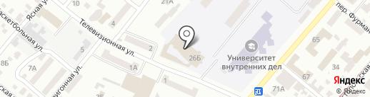 LsL на карте Днепропетровска
