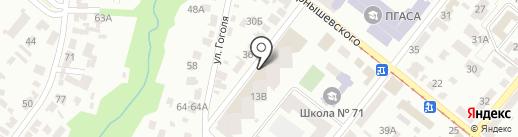MALTA на карте Днепропетровска
