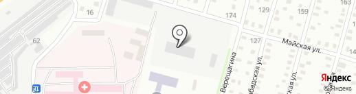Радикал, ЧП на карте Днепропетровска