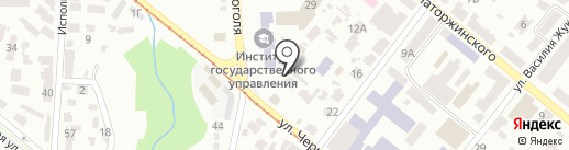 Привет Офсет на карте Днепропетровска