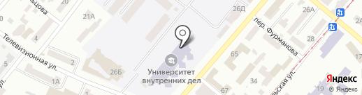 Нацiональна школа суддiв Украïни на карте Днепропетровска