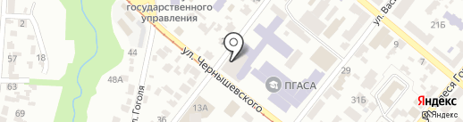 Радио Europa Plus на карте Днепропетровска