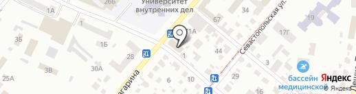 Friends Language Club на карте Днепропетровска