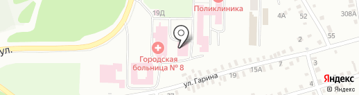 Храм в честь нерукотворного образа Господа нашего Иисуса Христа на карте Днепропетровска