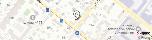 Instacream на карте Днепропетровска
