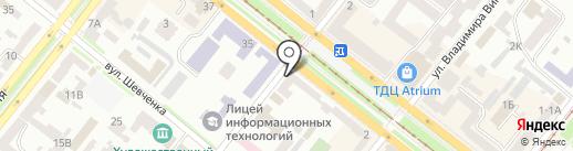 BOGNER на карте Днепропетровска