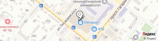 Power Life на карте Днепропетровска