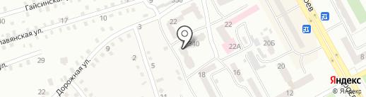Viva Dent на карте Днепропетровска