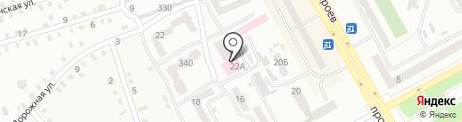 Фармація на карте Днепропетровска