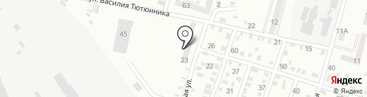 Дніпропетровське автотранспортне підприємство 11255 на карте Днепропетровска