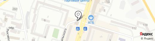 ДРУЖЕ ПИВАСИКУ на карте Днепропетровска