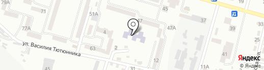 Дошкільний навчальний заклад №90 на карте Днепропетровска