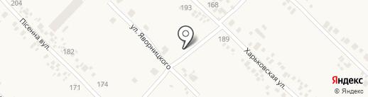 Терминал самообслуживания, КБ ПриватБанк на карте Подгородного