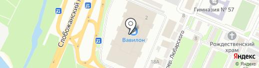 be Angel Victoria`s Secret на карте Днепропетровска