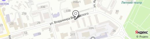 BEREZKA на карте Днепропетровска