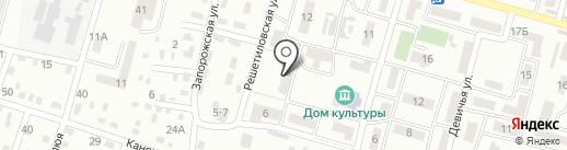 Decor Fasade на карте Днепропетровска