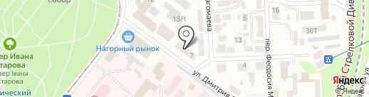 IDEALDENT на карте Днепропетровска