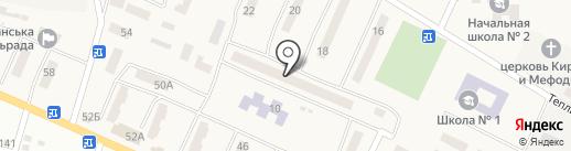 Домашняя аптека на карте Юбилейного