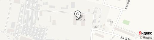 Гидра Сервис на карте Юбилейного