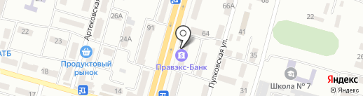 ИНСТРУМЕНТ на карте Днепропетровска