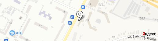 ДИСА-2ДА на карте Днепропетровска