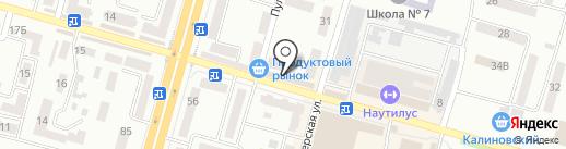 Днепр-Ремонт на карте Днепропетровска