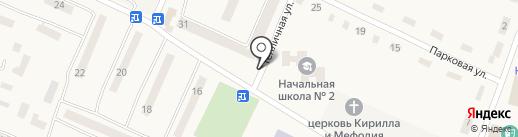 ЛОТО МАРКЕТ на карте Юбилейного