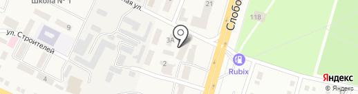 Санита, ЧП на карте Юбилейного