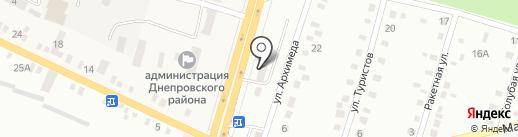 ІНТЕРТЕХІНВЕСТ, ТОВ на карте Днепропетровска