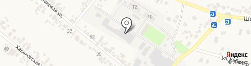 Продукты на карте Подгородного