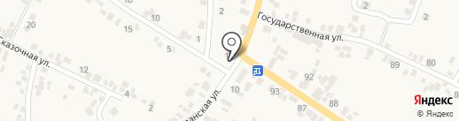 У Віталіка на карте Подгородного