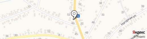 Микс на карте Подгородного