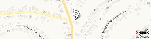 Шиномонтажная мастерская на карте Подгородного