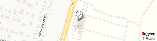 ФИДОБАНК на карте Юбилейного