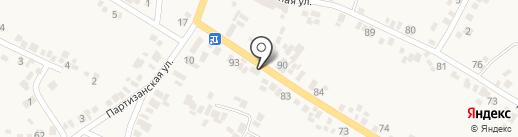 Автомойка на карте Подгородного