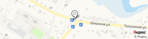 Мастерская по ремонту одежды на карте Подгородного