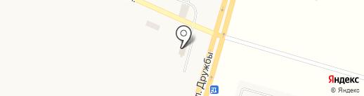 Лидер на карте Подгородного