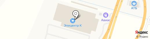 Деко на карте Подгородного